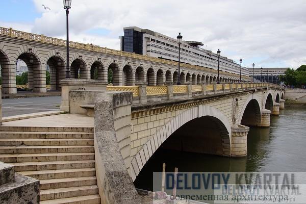 Мост Берси. Париж, Франция