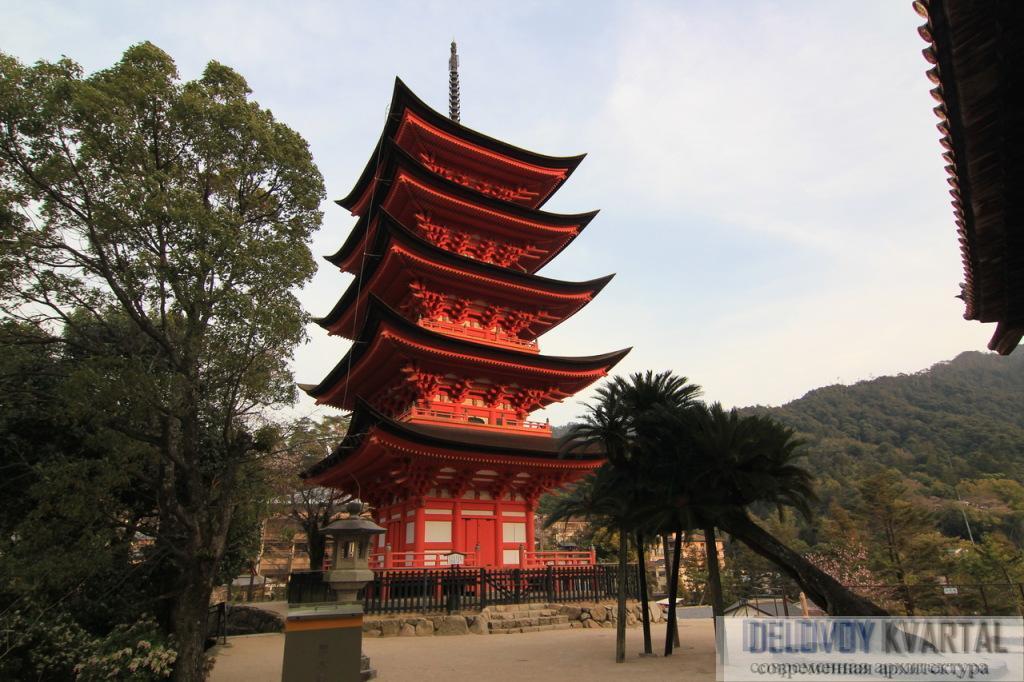Пагода Тодзю