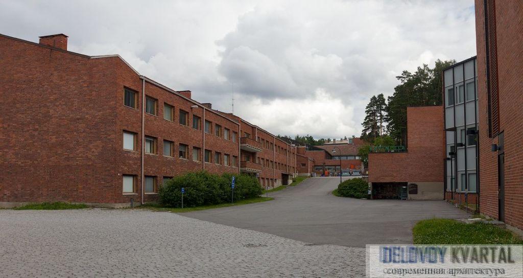 Педагогический институт в Ювяскюля