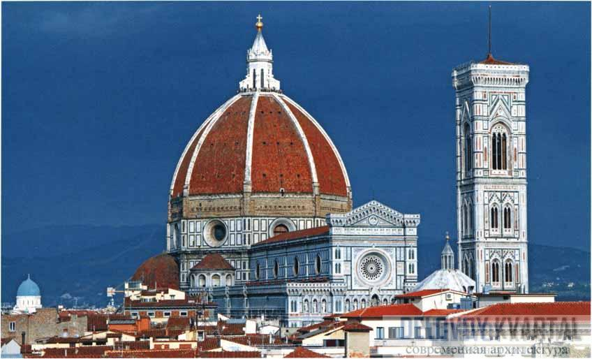 Купол собора Санта-Мария дель Фьоре, Флоренция