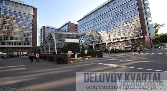 Бизнес-центр VIVALDI PLAZA, Москва
