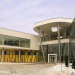 Школа-интернат в Кожухове, Москва