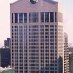 AT&T-билдинг (арх. Филип Джонсон, Нью-Йорк, США)