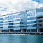 Университет Мальмё — реконструкция портовой зоны