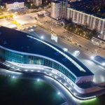 «Конгресс-Холл», Уфа, Башкортостан (RAUM Architects)