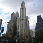Вулворт-билдинг (Woolworth Building), Нью-Йорк