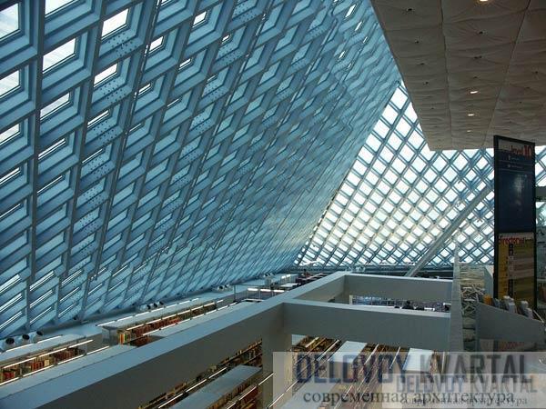 Библиотека в Сиэтле