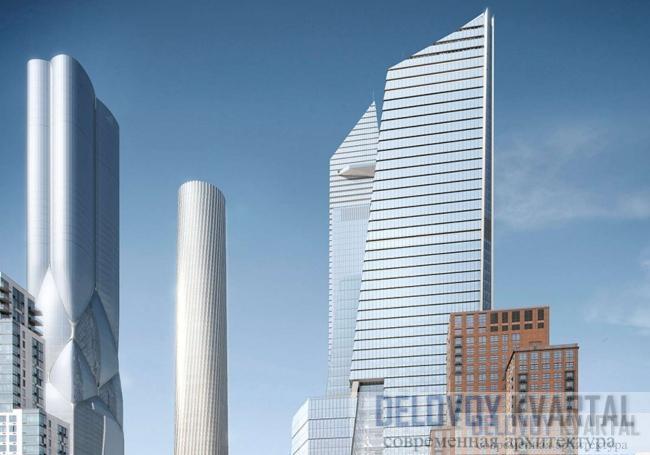 Проект Hudson Yards, Нью-Йорк