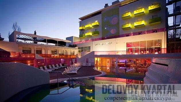 Semiramis athens hotel