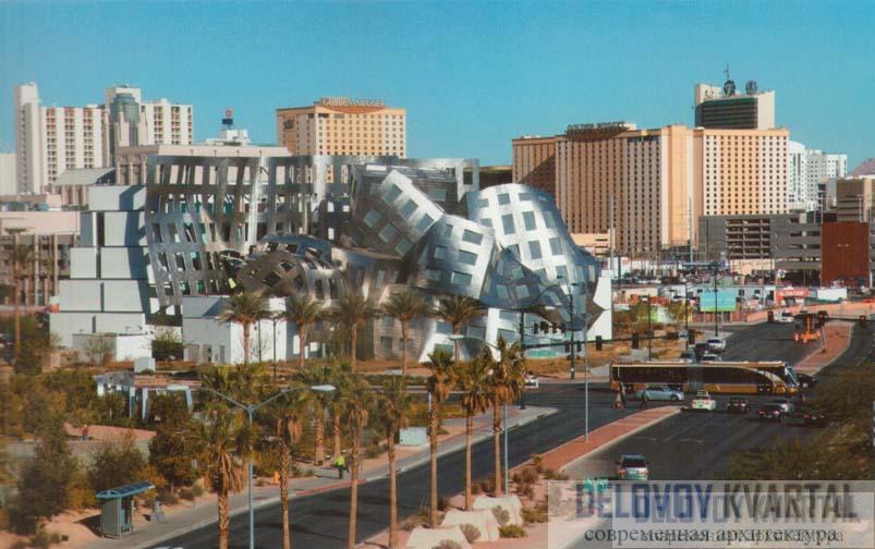 Центр лечения заболеваний головного мозга Лу Руво. Лас-Вегас, США