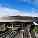 Аэропорт Шарль-де-Голль, Париж (арх. Поль Андре)