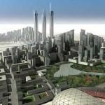 Проект Globe Town в Борской пойме
