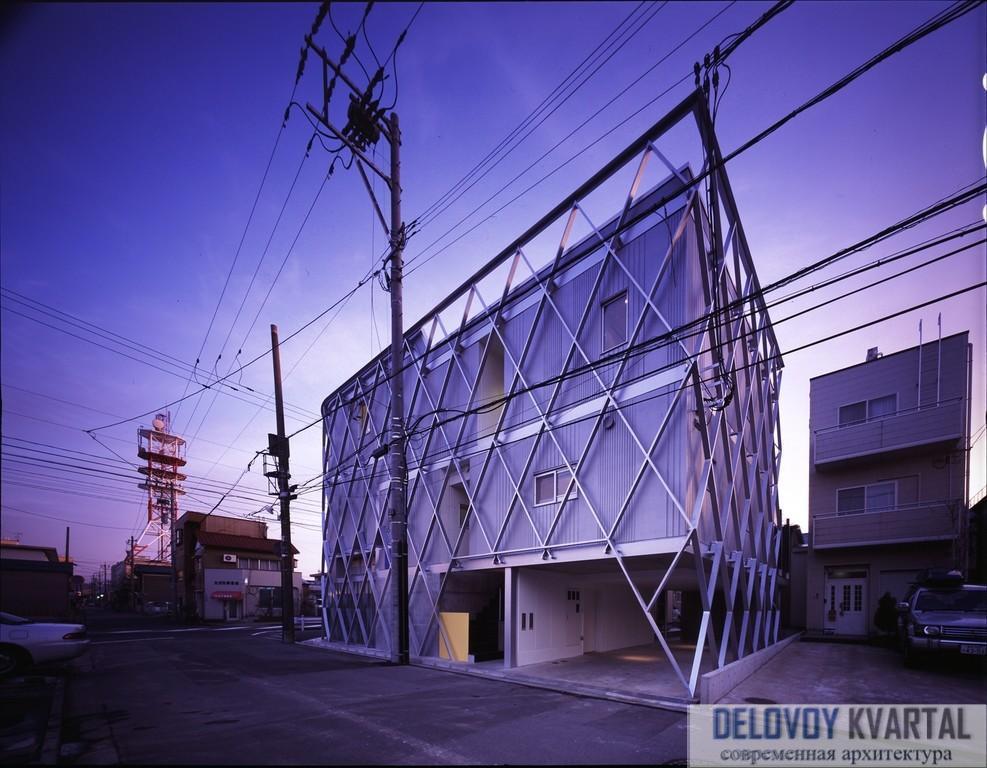 Structural Mesh Fukui-city, Japan