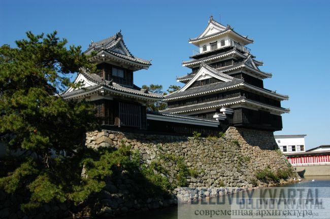 Архитектура классической Японии