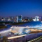 Донгдэмун дизайн-парк в Сеуле Захи Хадид