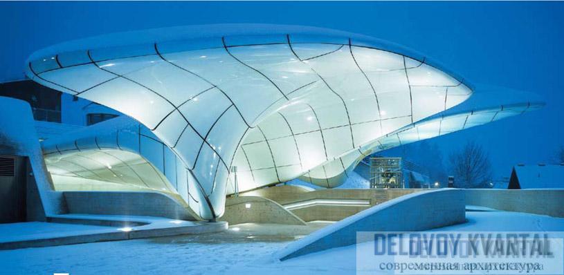 Всемирный архитектурный фестиваль в Барселоне