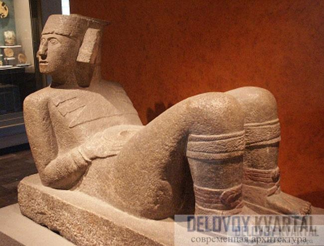 Скульптуры чакмул. Тула и Чичен-Итца