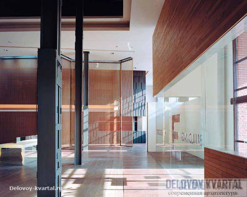Бизнес-центр «Фабрика Станиславского»