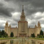 Высотка МГУ (Московский университет)