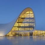 Культурный центр Гейдара Алиева в Баку (арх. Заха Хадид)