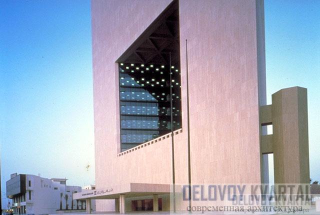 Здание Национального Коммерческого Банка (National Commerical Bank of Saudi Arabia)