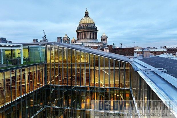 Современная архитектура Санкт-Петербурга