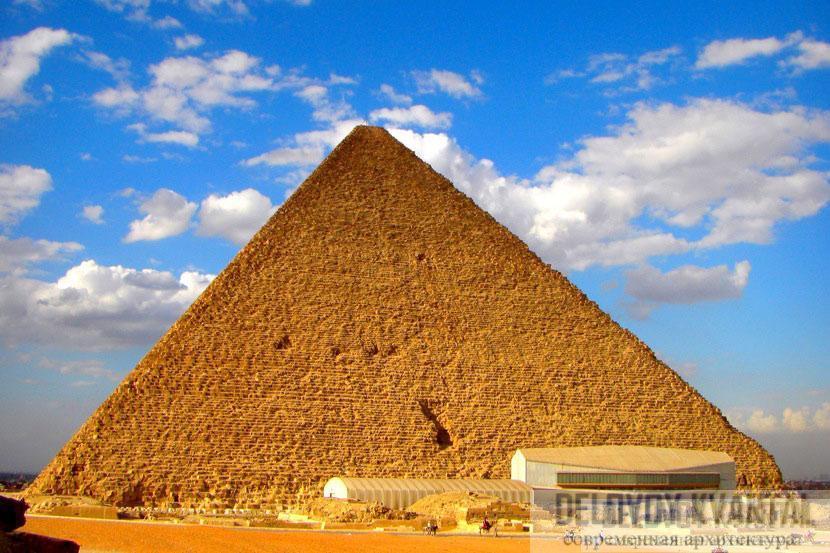 Великая пирамида Хеопса