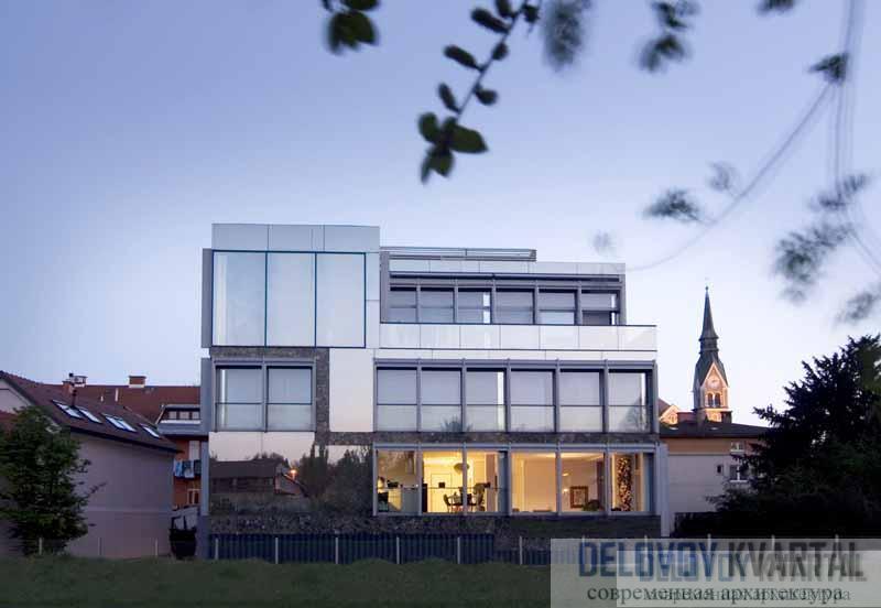 Apartment house Gradaska