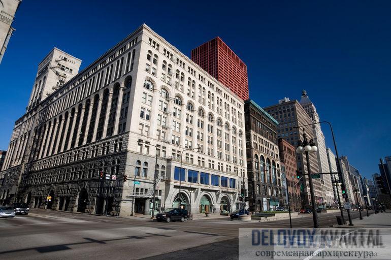 Чикагская школа в архитектуре