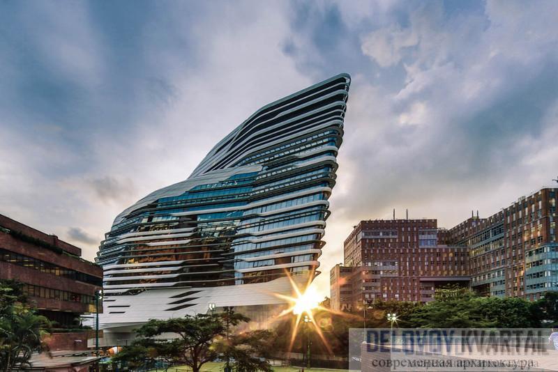 Политехнический университет, Гонконг