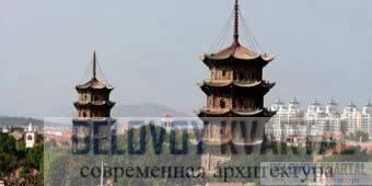Пагода. Монастырь Кайюаньсы. Цюаньчжоу