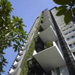 Интересные проекты жилых зданий