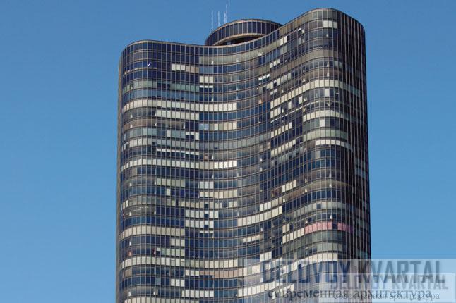 Небоскреб Лейк-Пойнт-Тауэр (Lake Point Tower), Чикаго