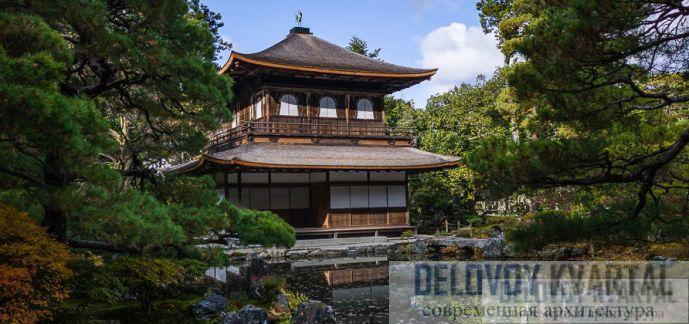 Архитектура жилых домов японии