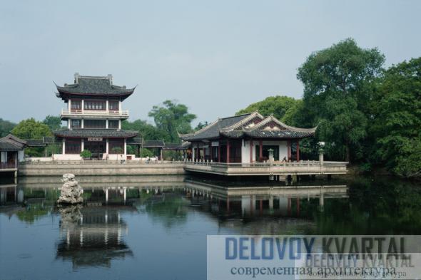 Архитектура раннего и династического Китая