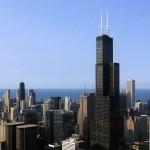 Уиллис-тауэр (Willis Tower, «Сирс тауэр» до 2009 г.), Чикаго, США
