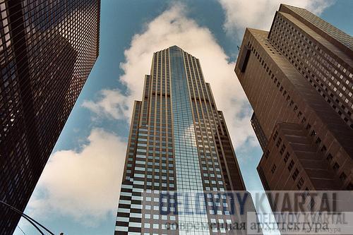 Небоскреб Пруденшл-Плаза-2 (Two Prudential Plaza), Чикаго