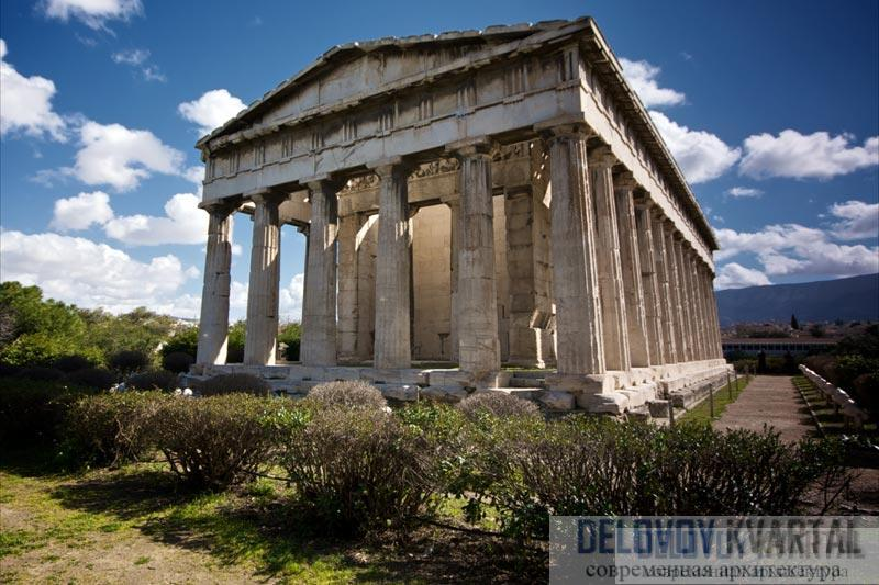 Гефестейон в Афинах