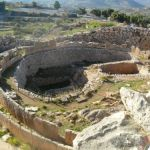 Микенская крепость (Микены, Греция)