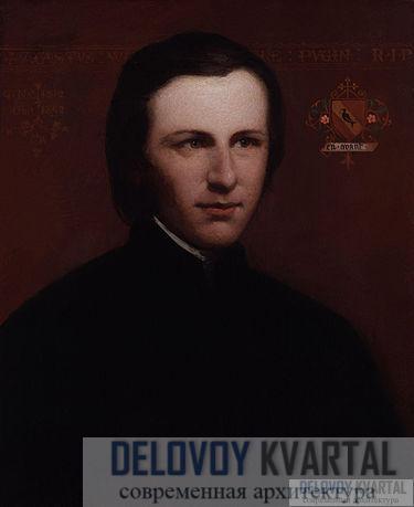 Огастес Уэлби Нортмор Пьюджин (1812-1851) – английский архитектор, конструктор, выдающийся представитель неоготики.