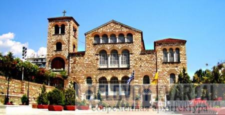Базилика святого Димитрия в Салонниках