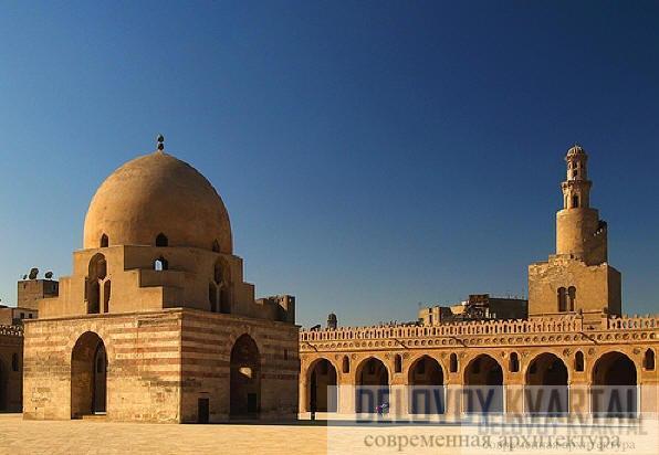 Мечеть Ибн-Тулуна. Каир
