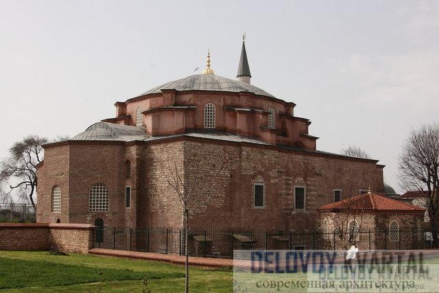 Церковь Сергия и Вакха