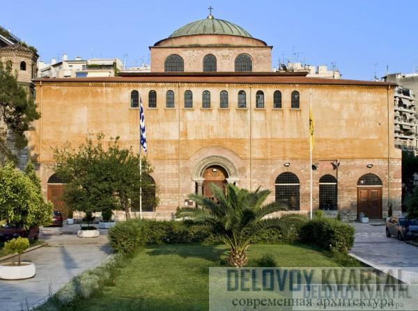 церковь Св. Софии в Салониках