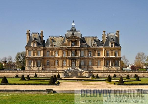 Замок Мезон. Париж. Барокко и рококо