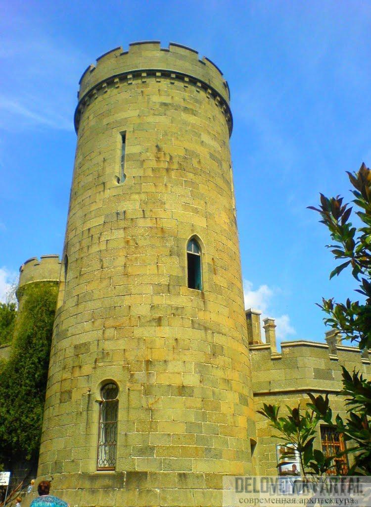 Башни в архитектуре