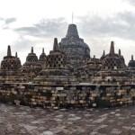 Храм Боробудур (Ява, индонезия)
