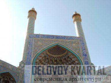 Медресе Мадери-Шах. Исфахан
