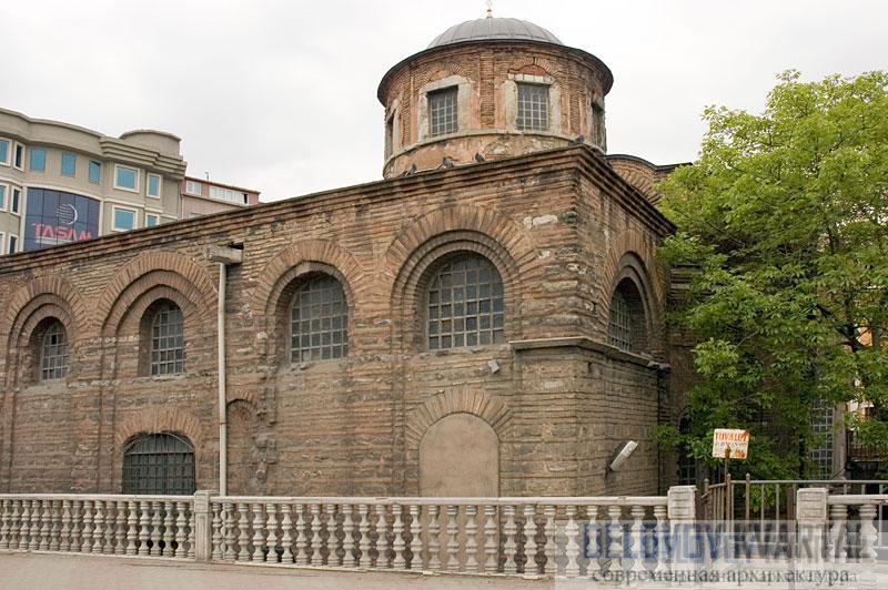 Храм Богородицы монастыря Константина Липса