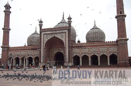 Соборная мечеть. Джаунпур